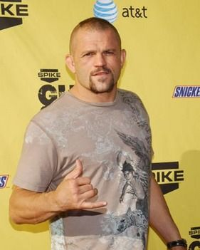 The infamous Chuck Liddell
