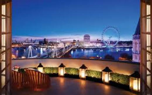 Luxury London Accommodations
