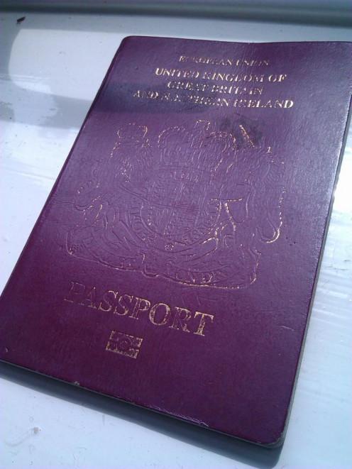 a valid Passport