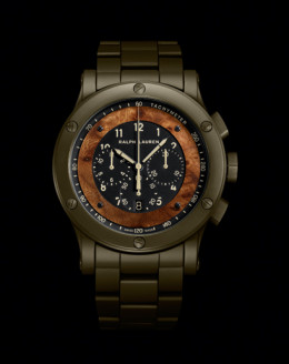 Ralph Lauren RL67 Automotive Chronograph