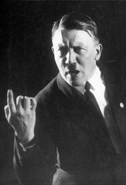Do you think Adolf Hitler was mad? Or just bad?