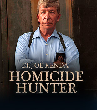 A Discovery Promotional photo for Homicide Hunter