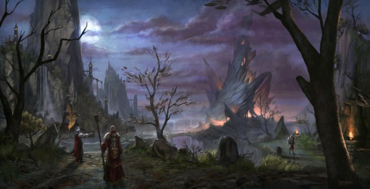 The Elder Scrolls Online release date should be coming sometime this holiday season.