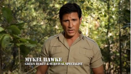 Mykel Hawke Endorses Wise Foods
