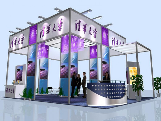 Booth Displays at Exhibition Stands