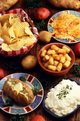Various Dishes You Can Prepare From Potatoes