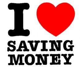 I love saving money on gas.