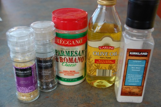 What you need (plus breadcrumbs if you want to try adding them)