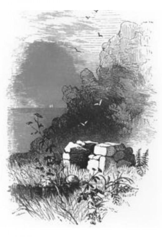 St Levan's Well: