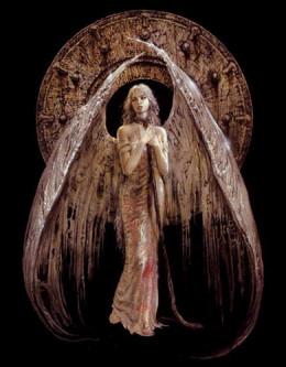 'Fallen Angel' from ronaldfrancia