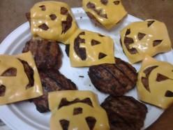 Happy Halloween Hamburgers