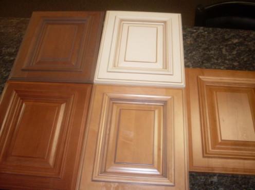 Advantage Easton cabinet doors styling