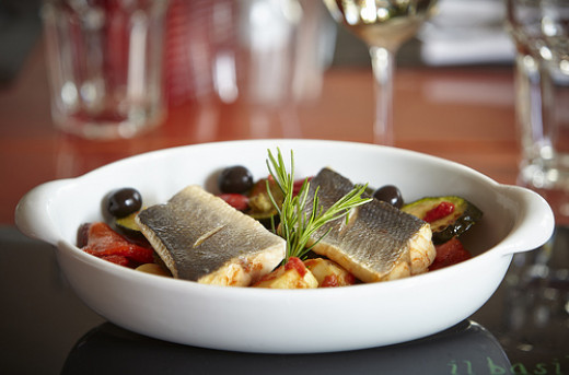 Italian dish from Porto Bay Events - Porta Bay Hotels on Flickr