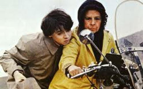 "Is 60 years too much? Still from the 1971 black comedy ""Harold and Maude"""""