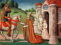 A Brief History of Charlemagne for Young Children