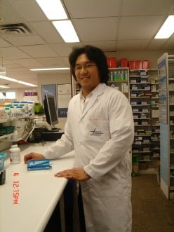 The *NEW* Pharmacy Technician! Canada's Latest Healthcare Professional!