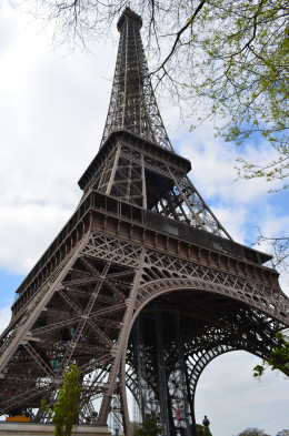 The Eiffel Tower from Tony DeLorger