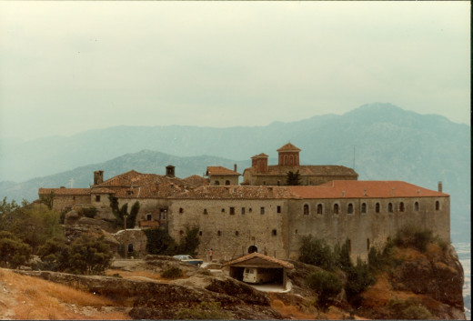 The second monastery