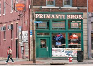 PRIMANTI BROTHERS 1832 E Carson St   Pittsburgh, PA 15203 (412) 381-2583
