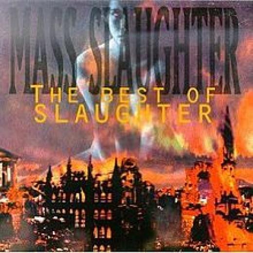 """Mass Slaughter"" CD cover"
