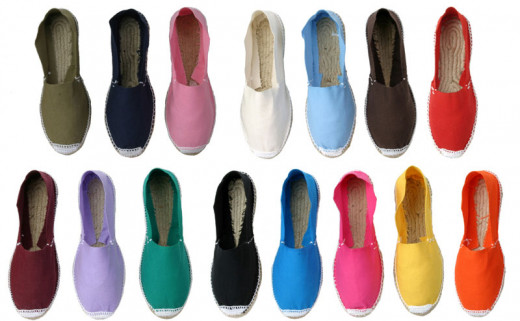closed toe espadrilles for women
