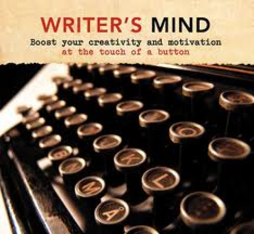 What writers have on their minds remains amystery