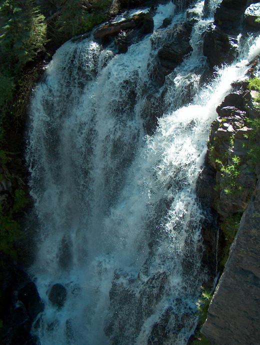 Kings Creek Waterfall