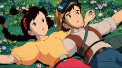 Anime Reviews: Castle in the Sky