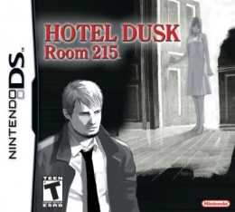 Hotel Dusk: Room 215 Nintendo DS game cover