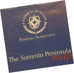 A free map of the Sorrentine Peninsula