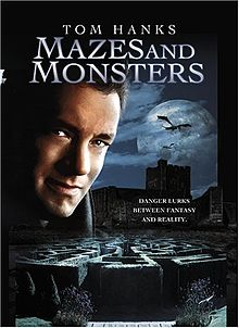 a promo for the Tom Hanks film Mazes and Monsters.