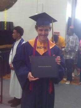 Receiving a High School Diploma