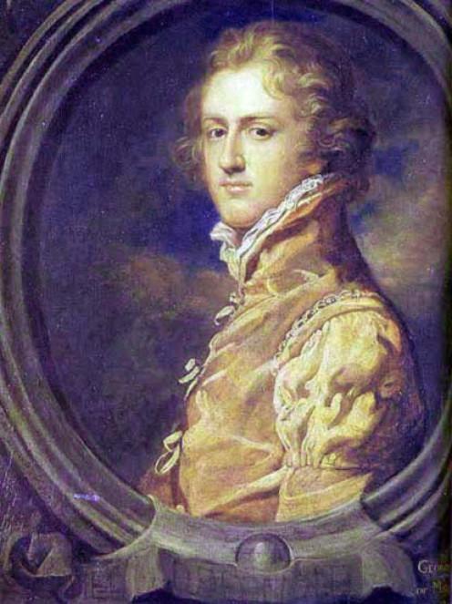 George Spencer-Churchill, 5th Duke of Marlborough (1766-1840)