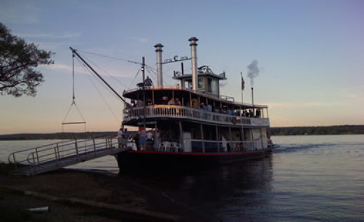 Ride the Chautauqua Belle on Chautauqua Lake