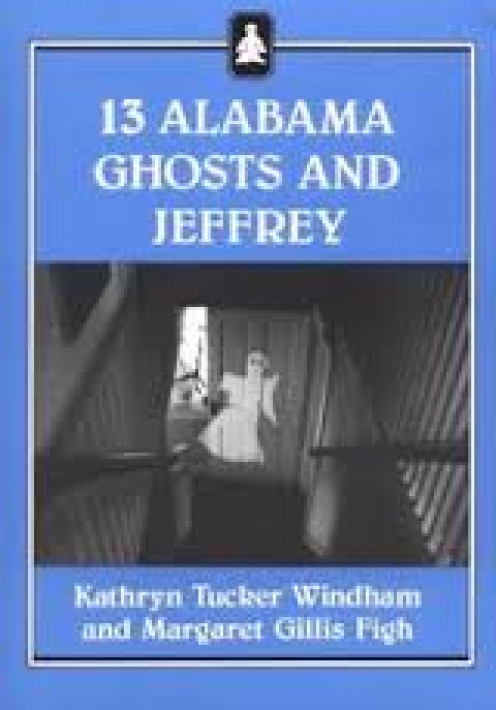 13 Alabama Ghosts and Jeffrey is a book that features the Pickens County Alabama courthouse  ghost and 12 other ghost tales.