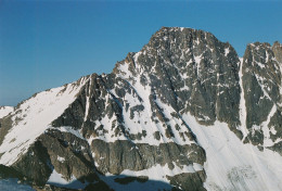 Montana's Granite Peak. Among the most difficult state high points to reach.