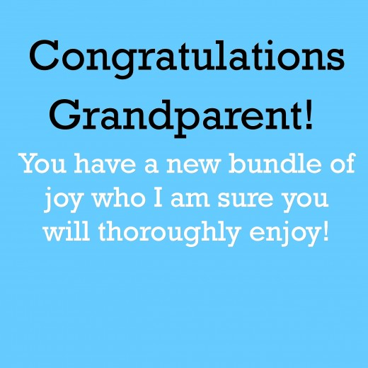 New Baby Congratulations Wishes And Quotes For Grandparents Holidappy