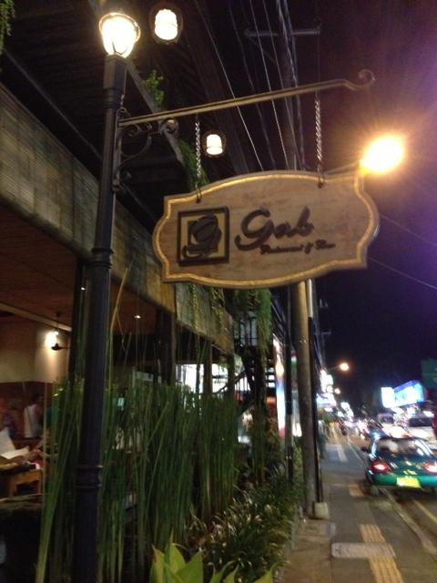 Gabah restaurant and Bar