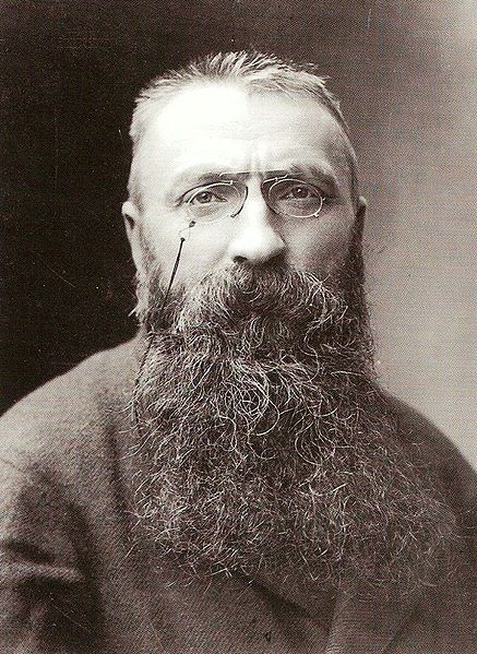 Auguste Rodin @1891
