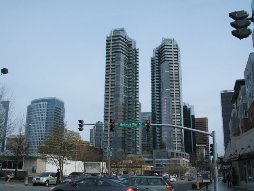 Bellevue Skyscrapers C
