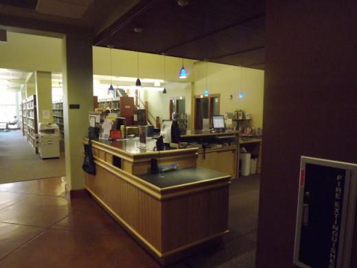 Librarians' Desk
