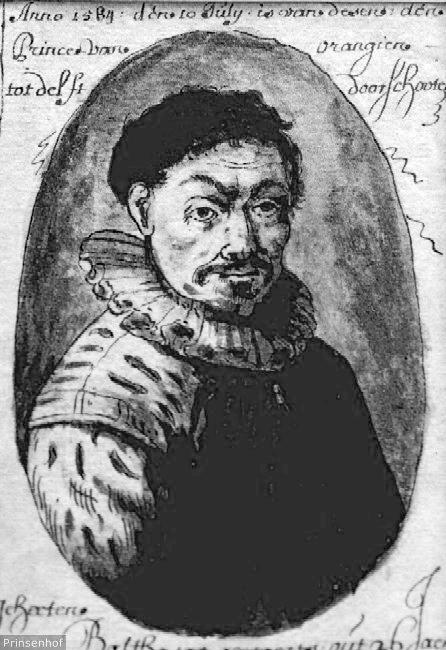 Balthasar Gérard (or Geeraerts)