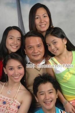 Kathryn's Family