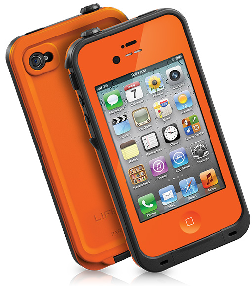Lifeproof iPhone 5 case