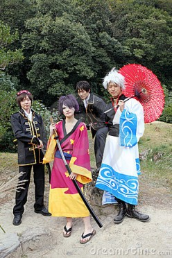 How to Dress in Anime Kimono for Cosplay