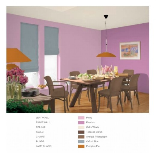 Dining Room - blends