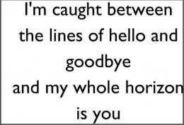 goodbye quotes for him from her