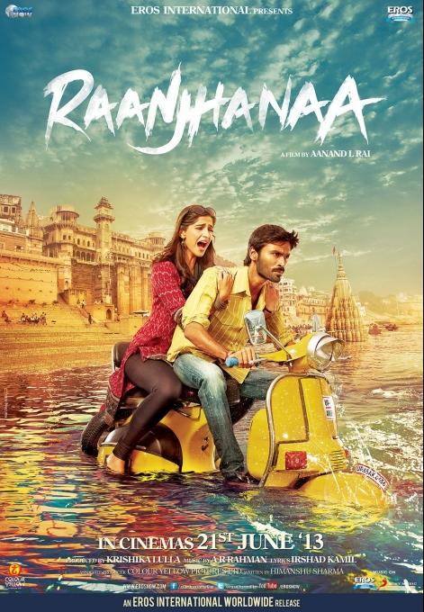 Raanjhanaa publicity photos - Dhanus debut Hindi movie