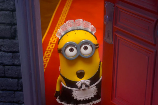 The Minions are never funnier than in Despicable Me 2