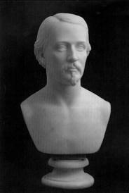 Bust Colonel Robert Gould